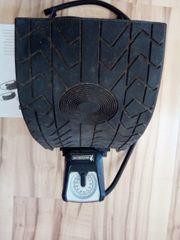 Zweizylinder Fußpumpe