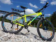 Trekking Fahrrad der Marke TREK