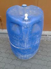 Kunststoff-Fass