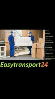 Möbeltaxi Möbeltransport Umzug Entrümpelung Kleintransporte