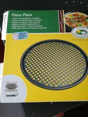 Pizzaplatte für den grill