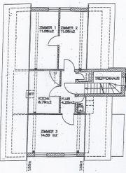 Dachgeschoßwohnung 3 5 Zi
