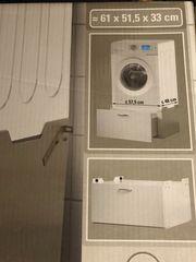Unterschrank für Waschmaschine oder Trockner