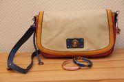 Tasche Marke Bulaggi Leder Handtasche