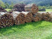 Buche ofenfertiges Brennholz für Winter