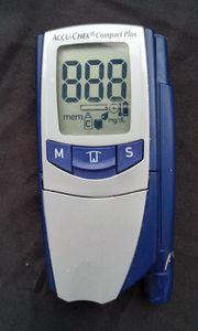 Roche Diagnostics Accu Chek Compact