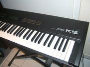 Kawai K5 Synthesizer incl Case