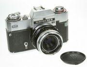 Zeiss Icarex Spiegelreflex Kamera