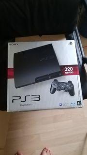 PS3 mit 119 Spiele Titeln