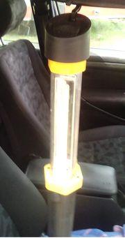 Stabmontagelampe Abschleppstange u Werkzeug Teile
