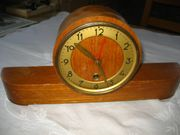 alte Kaminuhr Uhr Standuhr Pendeluhr