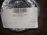 Aluminium Flexschlauch 2 Schlauchschellen mit
