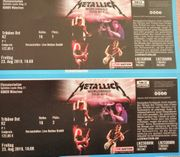Metallica Karten