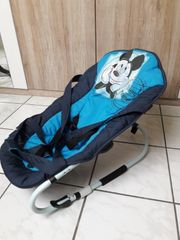 babywippe mickey mouse von Hauck