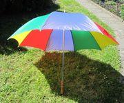 Strand- Regenschirm neu