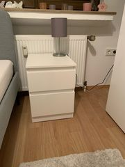 Ikea Nachttisch Lampe