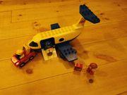Lego Duplo 2678 Flughafen Flugzeug