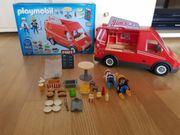 Playmobil City Life Foodtruck VOLLSTÄNDIG