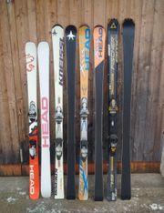 Alpin Ski 150cm 168cm 170cm