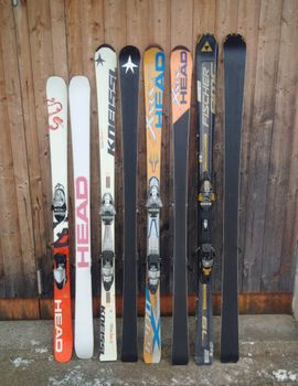 Alpin Ski 150cm/168cm/170cm/176cm
