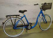 Neuwertiges Damen-Fahrrad 26 - tiefer Einstieg