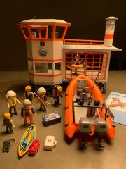 PLAYMOBIL Küstenwachstation