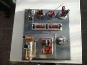 Dampfmaschine mit 6 Antriebsmodellen