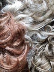 Perücken - 10 Stk - Haarteile und