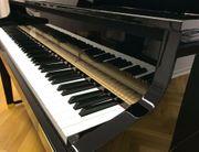 Klavierunterricht an Bechstein-Klavier