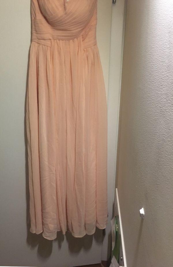 Brautjungfer Kleid