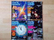 STAR OBSERVER Weltraumforschung Raumfahrt Astronomie