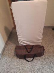 Reisebett mit Matratze