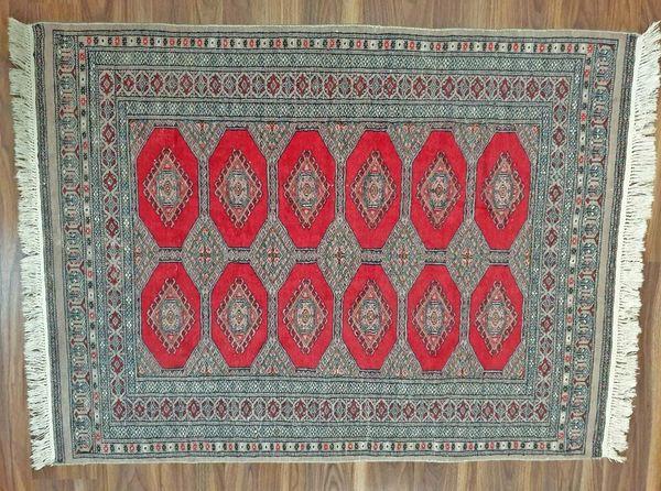 Orientteppich Youmud Yomut Rug Teppich