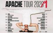 Apache 207 Tour 2021 Tickets