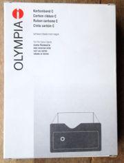 Verkaufe Olympia Carbonband C Schreibmaschinenband