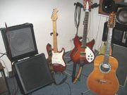Hallo an die Gitarristenfraktion