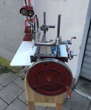 Original Berkel Model 5 restauriert