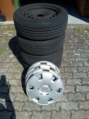 Sommerreifen Felgen Opel Astra H