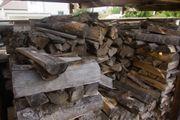 Brennholz ca 11 STM getrocknet