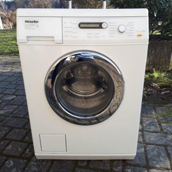 Miele Waschmaschine W 3741