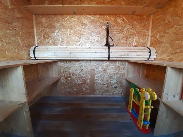 Bauwagen Wohnwagen Tiny House Haus