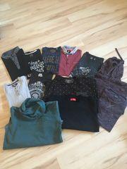 Marken Sweatshirt und T-Shirt Paket