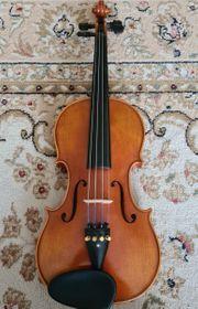 Verkaufe 4 4 Geige