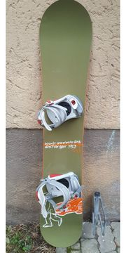 Snowboard Atomic 153 cm TOP