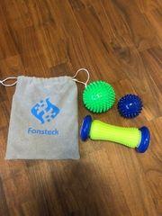 Fußmassageroller-Set NEU von Fansteck