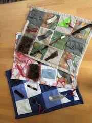 Nesteldecke Patchwork-Decke für an Demez