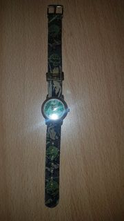 Armbanduhr Uhr Kinderuhr funktionsfähig Star