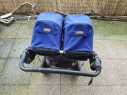 Mountain buggy Duet - Zwillingswagen - Geschwisterwagen