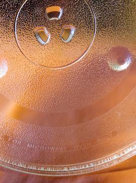 Glas-Drehteller für Mikrowelle 31 5: Kleinanzeigen aus Berlin Lichtenrade - Rubrik Küchenherde, Grill, Mikrowelle