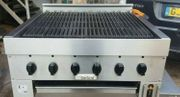 ORIGINAL GARLAND 6 BURNER Hochleistungs-Broiler